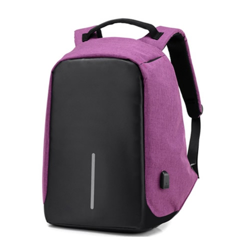 Anti-Theft Laptop Travel Backpack with USB Plug Charging portSports &amp; Outdoor<br>Anti-Theft Laptop Travel Backpack with USB Plug Charging port<br>