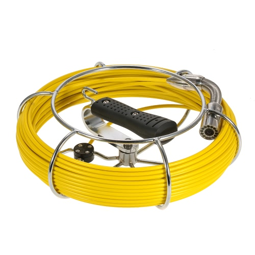 Lixada 20M Drain Pipe Sewer Inspection Video Camera 8GB SDcard IncludedSports &amp; Outdoor<br>Lixada 20M Drain Pipe Sewer Inspection Video Camera 8GB SDcard Included<br>