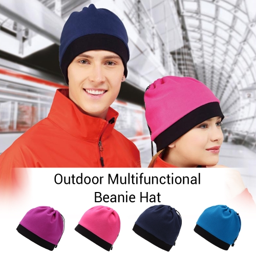 Outdoor Sport Multifunctional Windproof Winter Fleece Neck Gaiter Warmer Scarf Beanie Hat Face Mask Skiing Cycling Snowboarding foSports &amp; Outdoor<br>Outdoor Sport Multifunctional Windproof Winter Fleece Neck Gaiter Warmer Scarf Beanie Hat Face Mask Skiing Cycling Snowboarding fo<br>