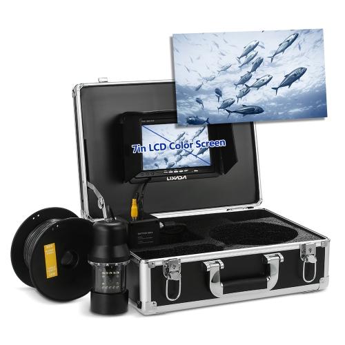 Lixada F8200B 7inch Monitor Underwater CameraSports &amp; Outdoor<br>Lixada F8200B 7inch Monitor Underwater Camera<br>