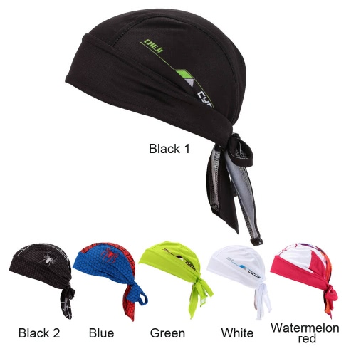 Outdoor Sports Bicycle Breathable Hat Quick-dry Bike Cycling Headscarf Pirate Scarf HeadbandSports &amp; Outdoor<br>Outdoor Sports Bicycle Breathable Hat Quick-dry Bike Cycling Headscarf Pirate Scarf Headband<br>
