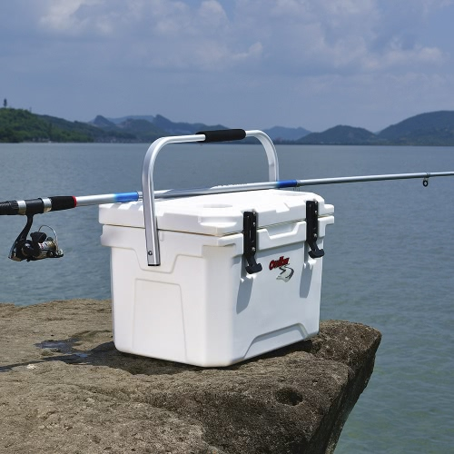 20L Portable Rotomolded Cooler Box for Camping FishingSports &amp; Outdoor<br>20L Portable Rotomolded Cooler Box for Camping Fishing<br>