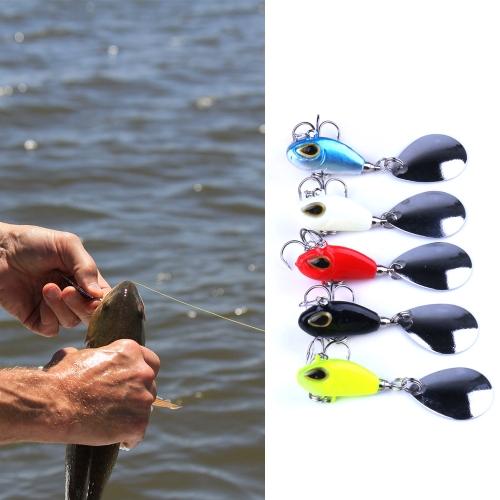 5PCS 2.5cm/11.5g Vibration Lure VIB Fishing Lures Jig Bait for Fishing Bass Trout Carp SalmonSports &amp; Outdoor<br>5PCS 2.5cm/11.5g Vibration Lure VIB Fishing Lures Jig Bait for Fishing Bass Trout Carp Salmon<br>