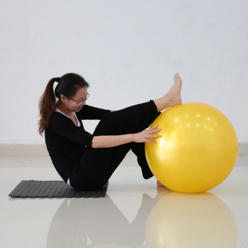 75cm Fitness Exercise Gym Fit Yoga Core Ball Multi-use Indoor Fitness Training Yoga BallSports &amp; Outdoor<br>75cm Fitness Exercise Gym Fit Yoga Core Ball Multi-use Indoor Fitness Training Yoga Ball<br>