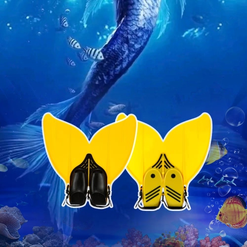 Teen Teenager Mermaid Swim Fin Diving Monofin Swimming Foot FlipperSports &amp; Outdoor<br>Teen Teenager Mermaid Swim Fin Diving Monofin Swimming Foot Flipper<br>