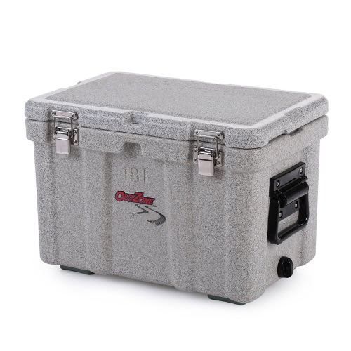 18L Portable Rotomolded Cooler Box for Camping FishingSports &amp; Outdoor<br>18L Portable Rotomolded Cooler Box for Camping Fishing<br>