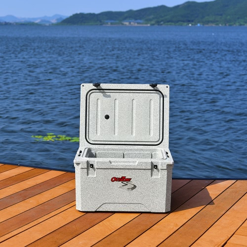 40L Portable Rotomolded Cooler Box for Camping FishingSports &amp; Outdoor<br>40L Portable Rotomolded Cooler Box for Camping Fishing<br>