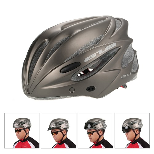 GUB Integrated In-mold Ultra-lightweight Bicycling Biking Bicycle Helmet Roller Skating Scooter Protective Helmet 17 Vents SkatingSports &amp; Outdoor<br>GUB Integrated In-mold Ultra-lightweight Bicycling Biking Bicycle Helmet Roller Skating Scooter Protective Helmet 17 Vents Skating<br>