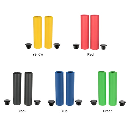Lixada 1 Pair of Anti-slip Ultra-light Handlebar Grips Foam Hand Grips Cover Cushiony for Cycling Road Bike MTB Folding BikeSports &amp; Outdoor<br>Lixada 1 Pair of Anti-slip Ultra-light Handlebar Grips Foam Hand Grips Cover Cushiony for Cycling Road Bike MTB Folding Bike<br>
