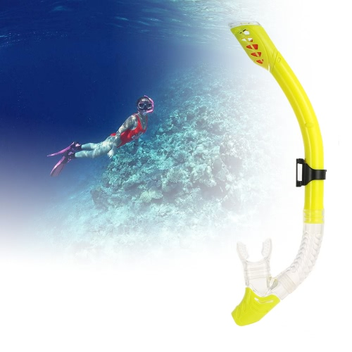 ?Anti-breakage Flexible Swimming Dry Snorkel Diving Spearfishing Scuba Snorkel Breathing Tube Silicone Mouthpiece One-way Purge VaSports &amp; Outdoor<br>?Anti-breakage Flexible Swimming Dry Snorkel Diving Spearfishing Scuba Snorkel Breathing Tube Silicone Mouthpiece One-way Purge Va<br>