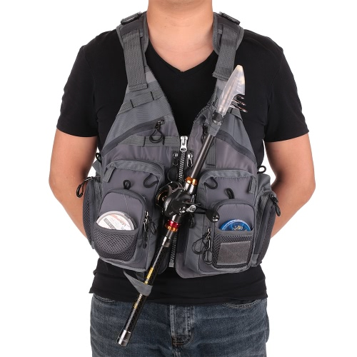 ?Lixada Outdoor Breathable Fishing Life VestSports &amp; Outdoor<br>?Lixada Outdoor Breathable Fishing Life Vest<br>