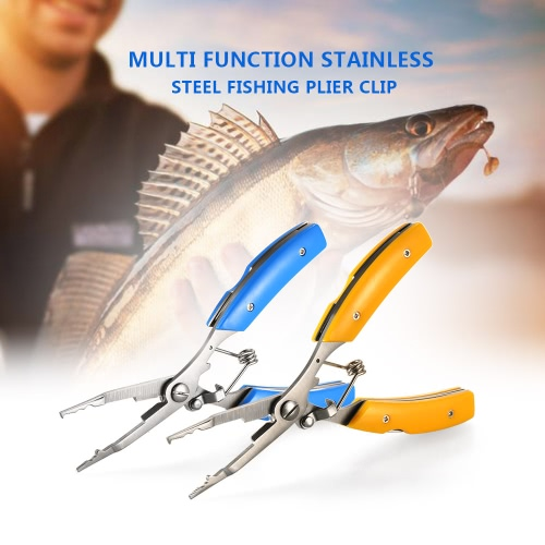 Lixada Multifunctional Fishing Plier Stainless Steel Carp Fishing Accessories Fishing Tackle Cut Line Cutter ScissorsSports &amp; Outdoor<br>Lixada Multifunctional Fishing Plier Stainless Steel Carp Fishing Accessories Fishing Tackle Cut Line Cutter Scissors<br>