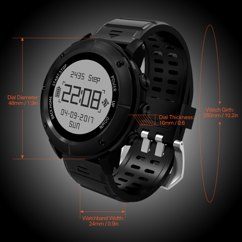 Uwear UW80 Outdoor Smart Sport GPS WatchSports &amp; Outdoor<br>Uwear UW80 Outdoor Smart Sport GPS Watch<br>