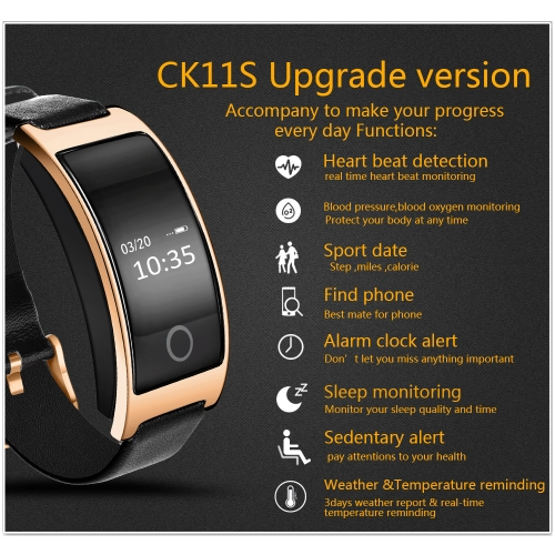 CK11S Fitness Tracker Smart BraceletSports &amp; Outdoor<br>CK11S Fitness Tracker Smart Bracelet<br>