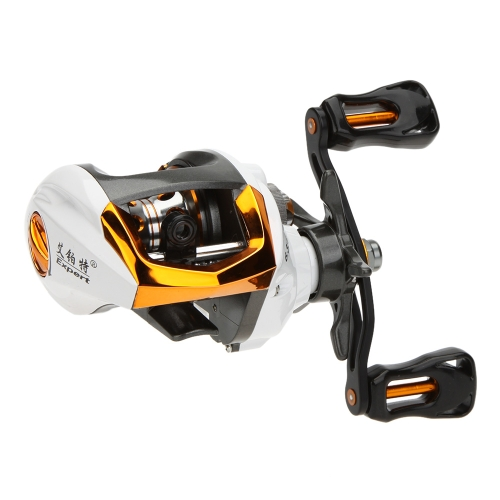 12+1 Ball Bearings Baitcasting Reel Fishing Fly High Speed Fishing Reel with Magnetic Brake SystemSports &amp; Outdoor<br>12+1 Ball Bearings Baitcasting Reel Fishing Fly High Speed Fishing Reel with Magnetic Brake System<br>