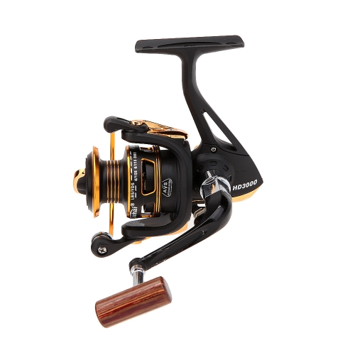 11+1 Ball Bearings 5.1:1 Right Left Hand Interchangeable Collapsible Handle Spinning Fishing Reel Fishing GearSports &amp; Outdoor<br>11+1 Ball Bearings 5.1:1 Right Left Hand Interchangeable Collapsible Handle Spinning Fishing Reel Fishing Gear<br>