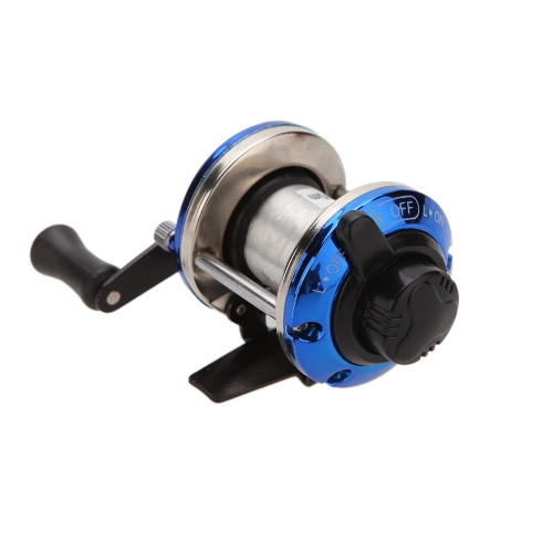 Mini 3.6:1 Right Left Hand Interchangeable Bait Castiing Fishing Reel Fishing Gear for Ice Fishing with Fishing Line 70mSports &amp; Outdoor<br>Mini 3.6:1 Right Left Hand Interchangeable Bait Castiing Fishing Reel Fishing Gear for Ice Fishing with Fishing Line 70m<br>