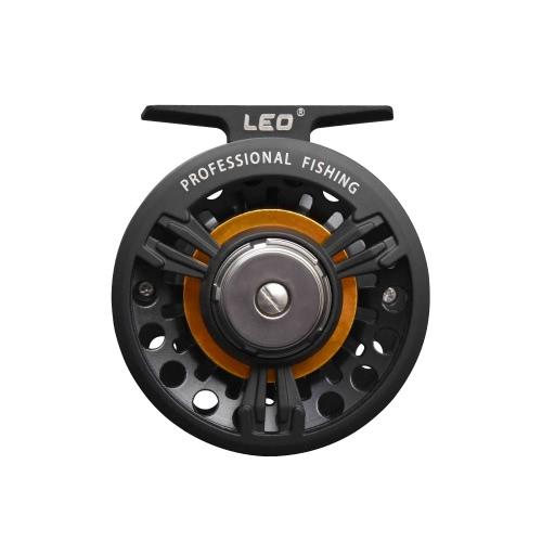 3BB ボールベアリング フル メタル フライリール ドラグ ラージアーバー 左右ハンドル(巻き方向)の変更が可能 釣り 道具 【並行輸入品】