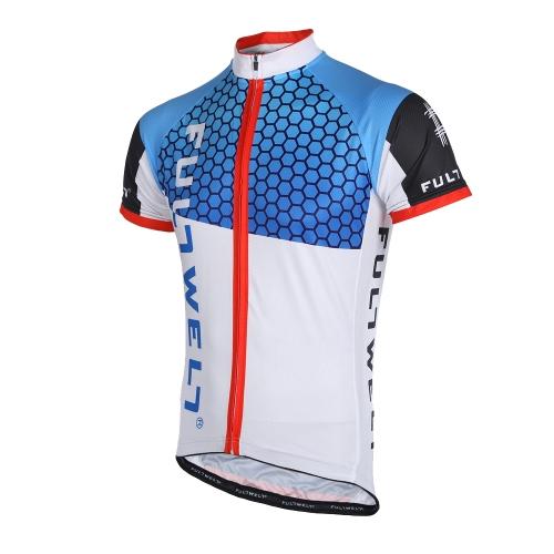Men Breathable Outdoor Short Sleeve Sportswear MTB Cycling JerseySports &amp; Outdoor<br>Men Breathable Outdoor Short Sleeve Sportswear MTB Cycling Jersey<br>