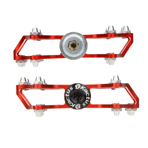 2Pcs 3 Sealed Bearings CNC Steel Axle Aluminum Alloy Platform Pedals for BMX MTB Bicycle 5 ColorsSports &amp; Outdoor<br>2Pcs 3 Sealed Bearings CNC Steel Axle Aluminum Alloy Platform Pedals for BMX MTB Bicycle 5 Colors<br>