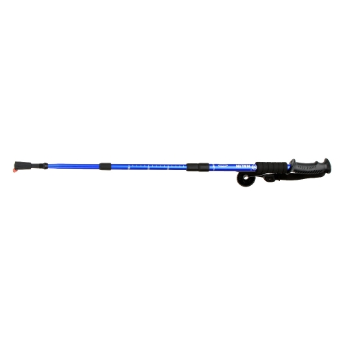 6061 Aluminum Alloy Adjustable Telescopic Hiking Walking Stick Trekking Pole Alpenstock 4 Section Anti-shock Anti-skid Ultra-lightSports &amp; Outdoor<br>6061 Aluminum Alloy Adjustable Telescopic Hiking Walking Stick Trekking Pole Alpenstock 4 Section Anti-shock Anti-skid Ultra-light<br>