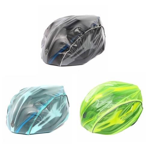 Wolfbike Water Resistant MTB Bicycle Motorcycle Rain Helmet CoverSports &amp; Outdoor<br>Wolfbike Water Resistant MTB Bicycle Motorcycle Rain Helmet Cover<br>