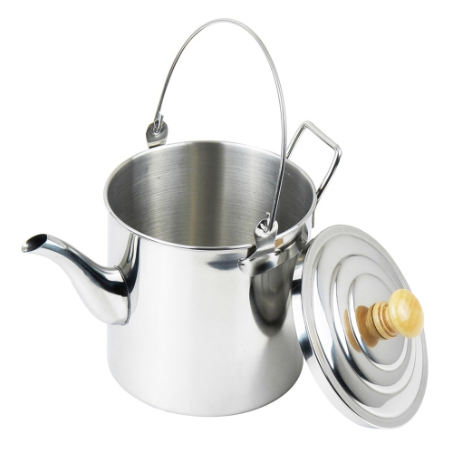 3000ML Outdoor Camping Pot Stainless Steel Kettle Tea Kettle Coffee PotSports &amp; Outdoor<br>3000ML Outdoor Camping Pot Stainless Steel Kettle Tea Kettle Coffee Pot<br>