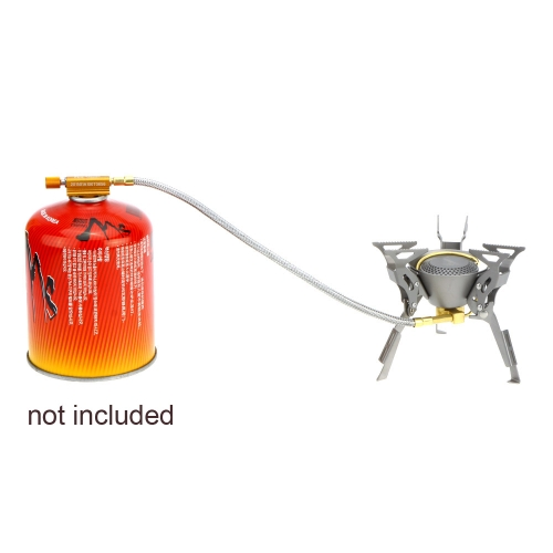 Fire Maple FMS-100T Super Lightweight Mini Titanium Split Stove with Flint &amp; Bag for Outdoor Camping PicnicSports &amp; Outdoor<br>Fire Maple FMS-100T Super Lightweight Mini Titanium Split Stove with Flint &amp; Bag for Outdoor Camping Picnic<br>
