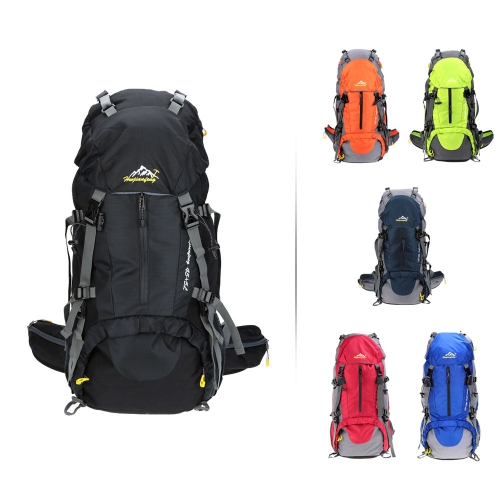 50L Waterproof Outdoor Sport Hiking Trekking Camping Travel Backpack Pack Mountaineering Climbing Knapsack with Rain CoverSports &amp; Outdoor<br>50L Waterproof Outdoor Sport Hiking Trekking Camping Travel Backpack Pack Mountaineering Climbing Knapsack with Rain Cover<br>