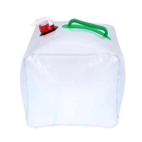 3L / 5L / 10L / 15L / 20L PVC Outdoor Foldable Folding Collapsible Transparent Water Bag Drinking Water Carrier Container CampingSports &amp; Outdoor<br>3L / 5L / 10L / 15L / 20L PVC Outdoor Foldable Folding Collapsible Transparent Water Bag Drinking Water Carrier Container Camping<br>