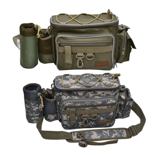 Trulinoya Outdoor Multifunction Fishing Lure Bag Waist Pack Shoulder Bag Fishing TackleSports &amp; Outdoor<br>Trulinoya Outdoor Multifunction Fishing Lure Bag Waist Pack Shoulder Bag Fishing Tackle<br>