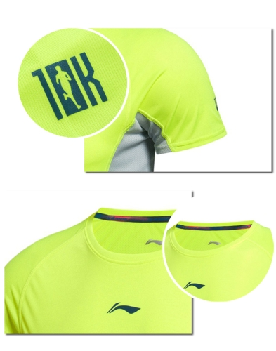 LI-NING Running Series Quick Dry Breathable Summer Sports Wear Men T-shirt Short Sleeve AHSK181Sports &amp; Outdoor<br>LI-NING Running Series Quick Dry Breathable Summer Sports Wear Men T-shirt Short Sleeve AHSK181<br>