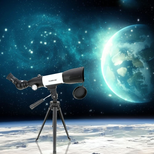 Visionking CF50350 120X 350/50mm Monocular Space Astronomical Telescope Refractor Scope with Tripod CompassSports &amp; Outdoor<br>Visionking CF50350 120X 350/50mm Monocular Space Astronomical Telescope Refractor Scope with Tripod Compass<br>