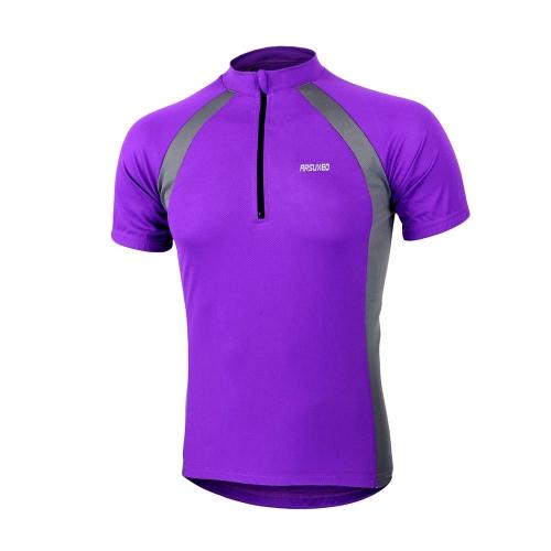 ARSUXEO Outdoor MTB Short Sleeve Cycling Jersey SportwearSports &amp; Outdoor<br>ARSUXEO Outdoor MTB Short Sleeve Cycling Jersey Sportwear<br>