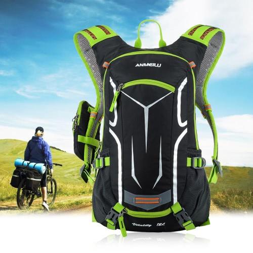 Lixada 18L Water-resistant Breathable Shoulder BackpackSports &amp; Outdoor<br>Lixada 18L Water-resistant Breathable Shoulder Backpack<br>