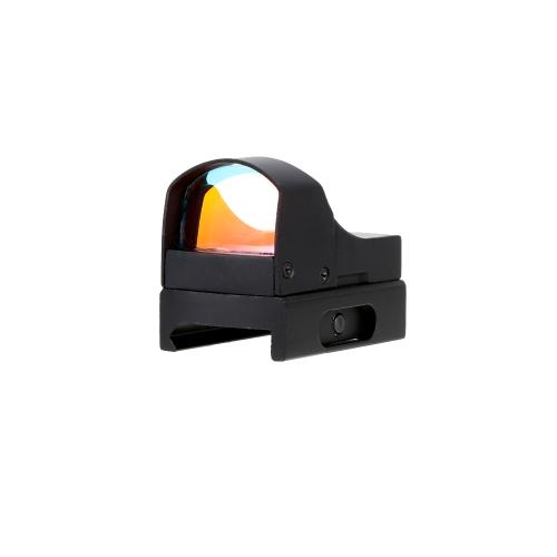 Adjustable Brightness Red Dot Sight Scope Illuminated Tactical Riflescope Hunting Optics Reflex LensSports &amp; Outdoor<br>Adjustable Brightness Red Dot Sight Scope Illuminated Tactical Riflescope Hunting Optics Reflex Lens<br>
