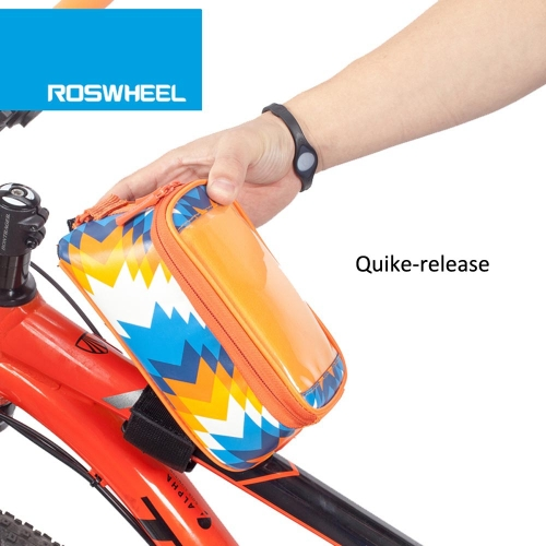 ROSWHEEL Wings Series Bicycle Smart Phone Bag Phone Case Bicycle Top Tube Phone Bag HolderSports &amp; Outdoor<br>ROSWHEEL Wings Series Bicycle Smart Phone Bag Phone Case Bicycle Top Tube Phone Bag Holder<br>