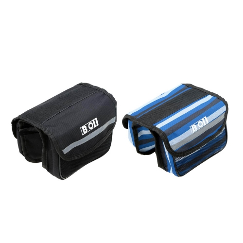 Outdoor Cycling Phone Touch Screen Pouch Pannier Bicycle Front Tube Bag Double SizeSports &amp; Outdoor<br>Outdoor Cycling Phone Touch Screen Pouch Pannier Bicycle Front Tube Bag Double Size<br>