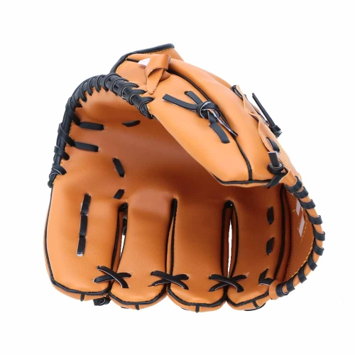 10.5/11.5/12.5 Baseball Glove Left Hand -BrownSports &amp; Outdoor<br>10.5/11.5/12.5 Baseball Glove Left Hand -Brown<br>