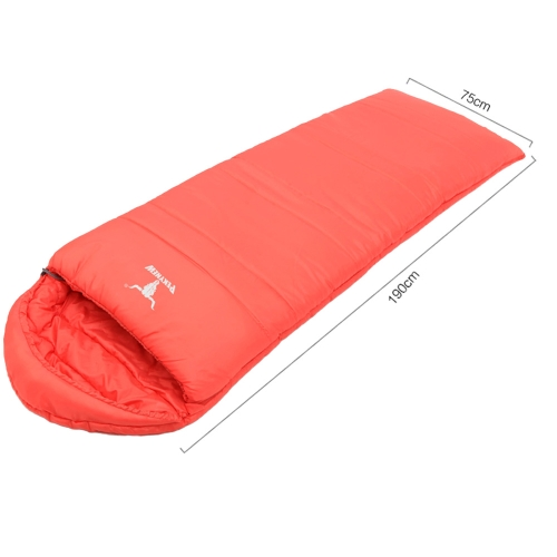 Lightweight Envelope Style Outdoor Camping  Hollow Fiber Double Layers Adult Sleeping BagSports &amp; Outdoor<br>Lightweight Envelope Style Outdoor Camping  Hollow Fiber Double Layers Adult Sleeping Bag<br>