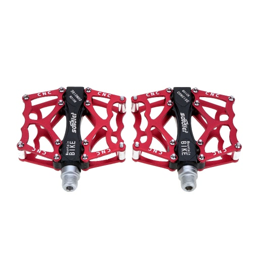 Pair of Bike Bicycle Pedals 9/16 MTB Road Bike Platform Pedals Cycling Pedals Sealed Bearing PedalsCar Accessories<br>Pair of Bike Bicycle Pedals 9/16 MTB Road Bike Platform Pedals Cycling Pedals Sealed Bearing Pedals<br>
