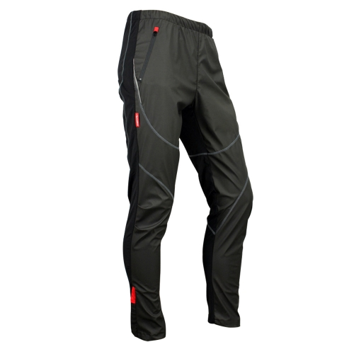 SANTIC Outdoor Cycling Warm Polyster Fleeces Thermal Wind Pants for MenSports &amp; Outdoor<br>SANTIC Outdoor Cycling Warm Polyster Fleeces Thermal Wind Pants for Men<br>