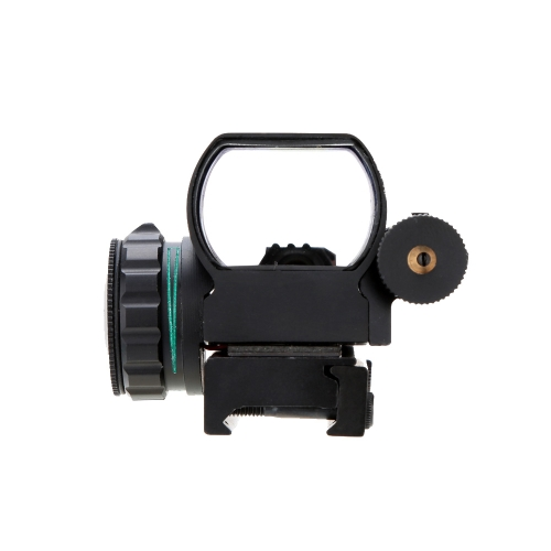 1X33 Red Green Dot Sight Scope Illuminated Tactical Laser Riflescope Hunting Optics Reflex Lens with Tail SwitchSports &amp; Outdoor<br>1X33 Red Green Dot Sight Scope Illuminated Tactical Laser Riflescope Hunting Optics Reflex Lens with Tail Switch<br>