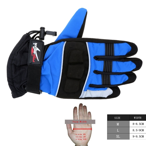 2Pcs Pro-biker Winter Waterproof Windproof Thermal Motorcycle Racing GlovesSports &amp; Outdoor<br>2Pcs Pro-biker Winter Waterproof Windproof Thermal Motorcycle Racing Gloves<br>