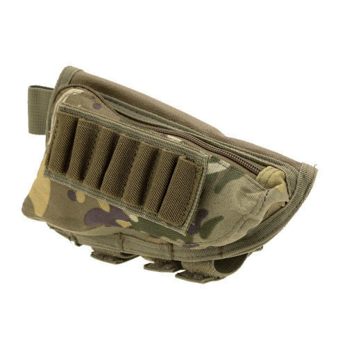 Outdoor Tactical Military Hunting Ammo Pouch Holder with Leather PadSports &amp; Outdoor<br>Outdoor Tactical Military Hunting Ammo Pouch Holder with Leather Pad<br>