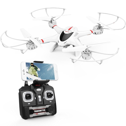 DBPOWER MJX X400W FPV Drone with Wifi Camera Live Video Headless Mode 2.4GHz 4 Chanel 6 Axis Gyro RTF RC Quadcopter, Compatible wiToys &amp; Hobbies<br>DBPOWER MJX X400W FPV Drone with Wifi Camera Live Video Headless Mode 2.4GHz 4 Chanel 6 Axis Gyro RTF RC Quadcopter, Compatible wi<br>
