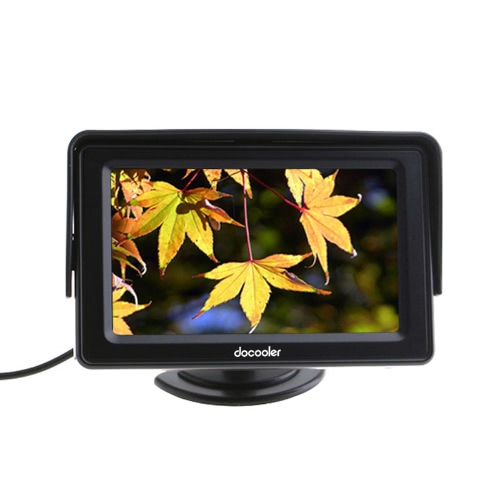 4.3 Car Color TFT LCD MonitorCar Accessories<br>4.3 Car Color TFT LCD Monitor<br>