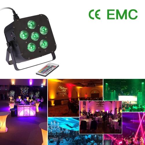 108W LED RGBWAP 6/10 Channel PAR LightHome &amp; Garden<br>108W LED RGBWAP 6/10 Channel PAR Light<br>