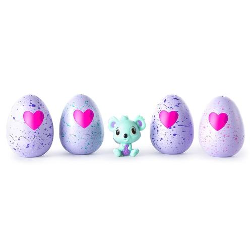 Hatching Egg Collectible Eggs 4-pack Eggs + Bonus Figure(Random Assortment)Toys &amp; Hobbies<br>Hatching Egg Collectible Eggs 4-pack Eggs + Bonus Figure(Random Assortment)<br>