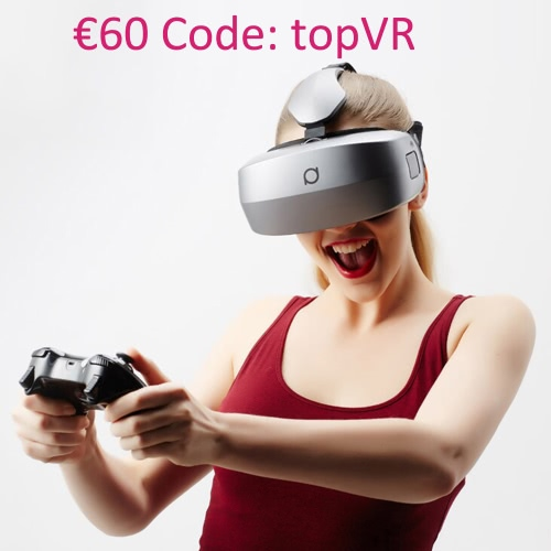 DeePoon M2 All-in-one Machine Virtual Reality Headset 3D Glasses 96°FOV 5.7Inch 2K AMOLED Display Screen Supports 60Hz / 70Hz FPSVideo &amp; Audio<br>DeePoon M2 All-in-one Machine Virtual Reality Headset 3D Glasses 96°FOV 5.7Inch 2K AMOLED Display Screen Supports 60Hz / 70Hz FPS<br>